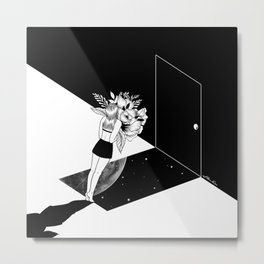 Escape from Reality Metal Print