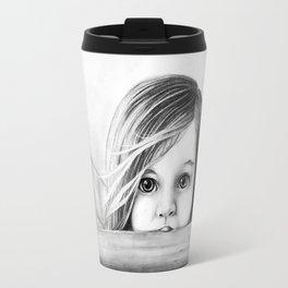 Girl Travel Mug