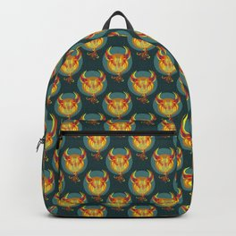 Fire Phoenix Backpack