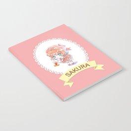 Sakura kawaii Notebook