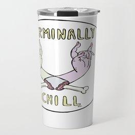 Terminally Chill: Too Much Metal Travel Mug