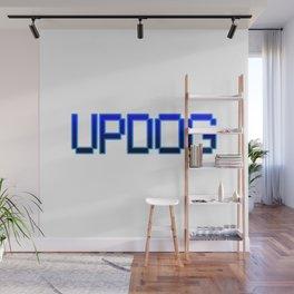 UPDOG Wall Mural