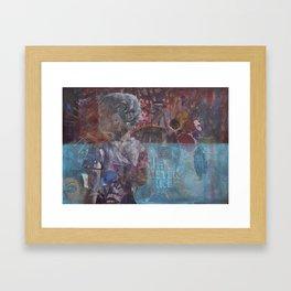 Swazi Art 5 Framed Art Print