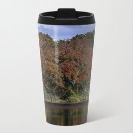 Lake Reflections Travel Mug