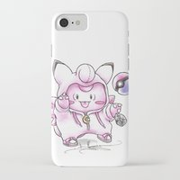 fairy tail iPhone & iPod Cases featuring Not Just Another Fairy Tail by Randy C