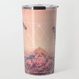 Find the Strength To Rise Up Travel Mug