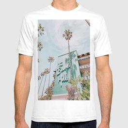 beverly hills / los angeles, california T-shirt