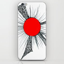 peace for all iPhone Skin