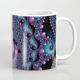 Undersea Mandelbrot Coffee Mug