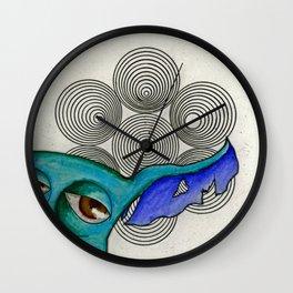 grem6 Wall Clock