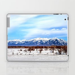 Sayan Mountains Laptop & iPad Skin
