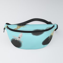 Squids Inking Fanny Pack