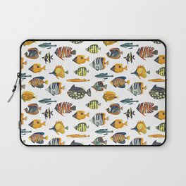 School of Tropical Fish Laptop Sleeve