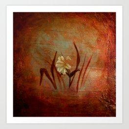 Convergency: Seasons Spring Art Print
