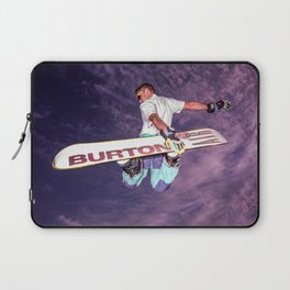 Snowboarding #2 Laptop Sleeve