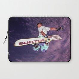 Snowboarding #2 Laptop Sleeve