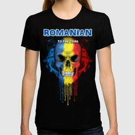 To The Core Collection: Romania T-shirt