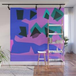 Purple Purple Wall Mural
