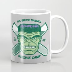 Dr. Banner Science Camp Mug