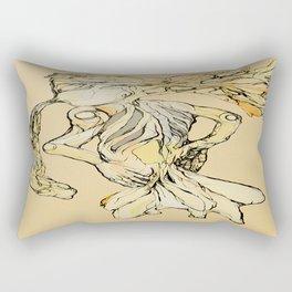 Organicism  Rectangular Pillow