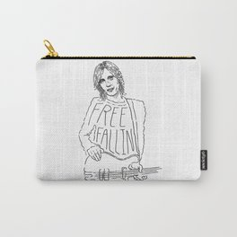 Tom Petty Free Fallin' Carry-All Pouch