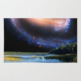 Galaxy Rise Rug