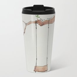 Don't Forget to Play Travel Mug