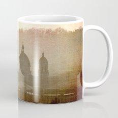 Cityscape - late afternoon Mug