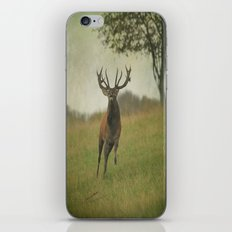 Charging Stag iPhone & iPod Skin