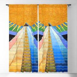 Hilma af Klint Altarpiece Blackout Curtain