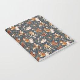 Woodland Dreams Notebook