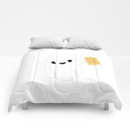 I got boos halloween t-shirt Comforters