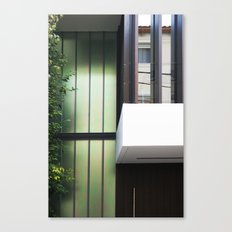 Architectural colage Canvas Print
