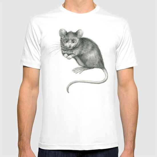 Funny mouse SK049 T-shirt