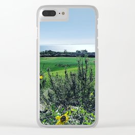 Rancho Palos Verdes Clear iPhone Case