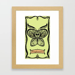 *Transformation* Framed Art Print