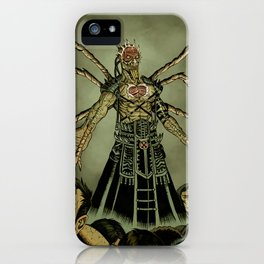 The Great Devourer iPhone Case