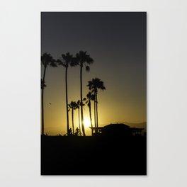 Summer's Last Fall Canvas Print