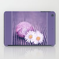 daisies iPad Cases featuring DAISIES by VIAINA