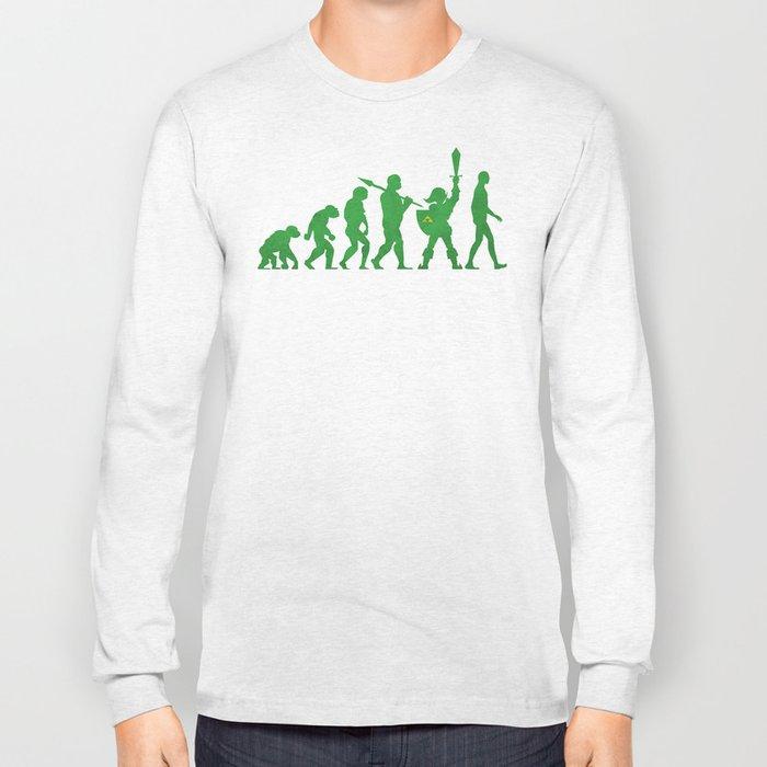 Missing Link Long Sleeve T-shirt