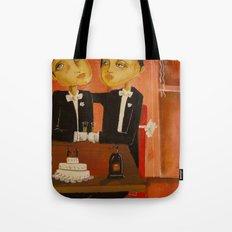 Wedding day Tote Bag