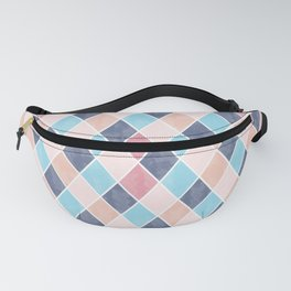 Lovely geometric Pattern VI Fanny Pack