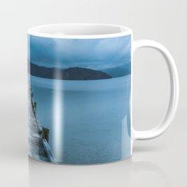 NEW ZEALAND MARLBOROURGH SOUNDS SUNRISE Coffee Mug