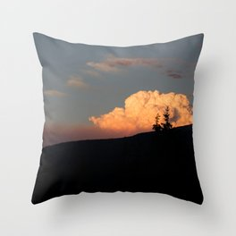 Day of the Fire 2 Throw Pillow