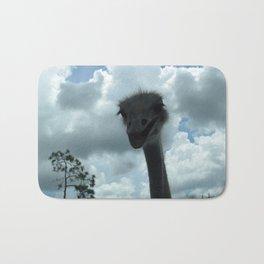 Ostrich Bath Mat