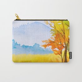 Autumn scenery #11 Carry-All Pouch