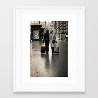 budapest Framed Art Prints featuring Budapest by Zsolt Kudar