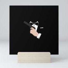 Bond Tuxedo Mini Art Print