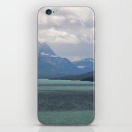 Waterton lake iPhone Skin