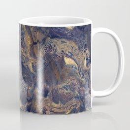 Midnight blue with Desert Sand Coffee Mug